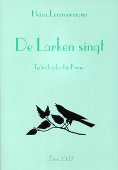 De Larken singt (Liederbuch)