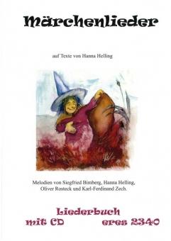 Märchenliederbuch (Liederbuch mit CD)