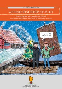 Wiehnachtsleeder op Platt (Liederbuch mit CD´s)