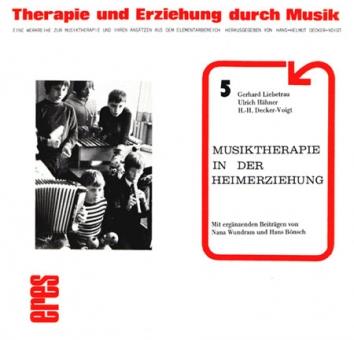 Musiktherapie in der Heimerziehung