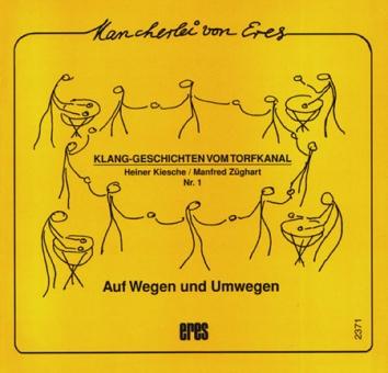 """""""Auf Wegen und Umwegen"""". Heft 1."""