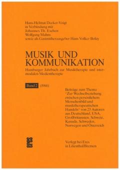 MUK -  Musik und Kommunikation (Jahrbuch 2)
