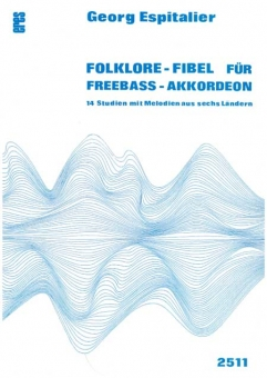 Folklore-Fibel  (Akkordeon MIII mit CD)