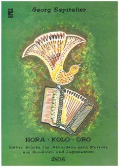 Hora Kolo Oro (Akkordeon)