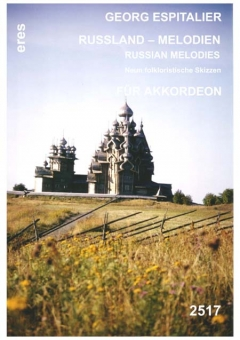 Melodies from Russia  (accordion)