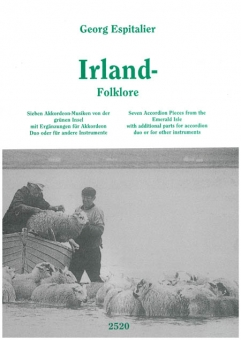 Folksongs from Ireland (accordion) 111