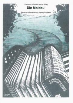 The Moldau (accordion)