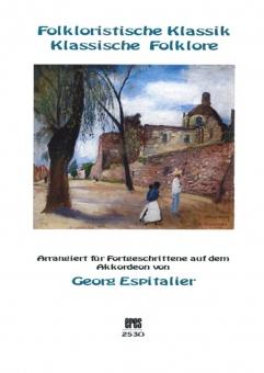 Folkloristische Klassik-Klassische Folklore (Akkordeon)