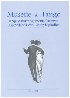 Musette und Tango (Akkordeon-Duo)
