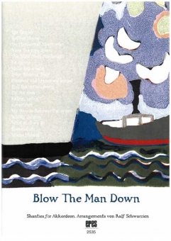 Blow The Man Down (accordion)