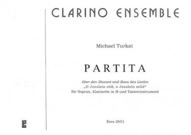 Hommage à Joh.Seb.Bach (Gesang, Klarinette, Orgel)