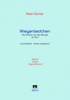 Wiegenliedchen (soprano, violin, organ)