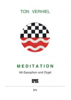 Meditation (Alt-Saxophon, Orgel)