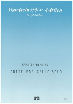 Suite (Violoncello)