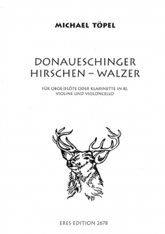 Donaueschinger Hirschenwalzer (oboe,violin,cello)