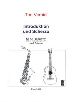 Introduction And Scherzo (guitar, saxophone) 111