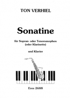 Sonatine (saxophone or clarinet, piano)