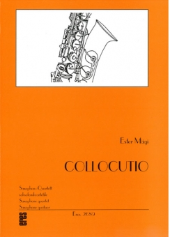 Collocutio (saxophone quartet)