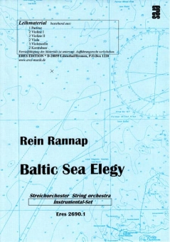 Baltic Sea Elegy (Leihmaterial)