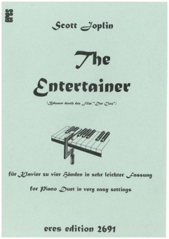 The Entertainer (4 hands)