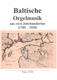 Two Centuries Of Estonian Organ Music