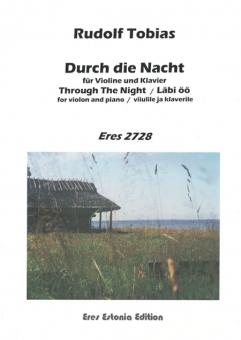 Durch die Nacht (Violine, Klavier)