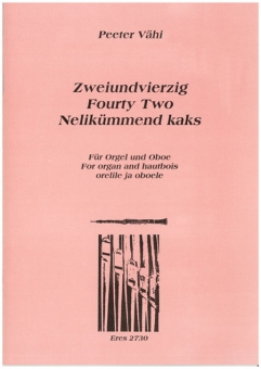 Forty Two (oboe, organ)