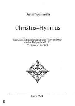 Christus-Hymn (vocal, organ)