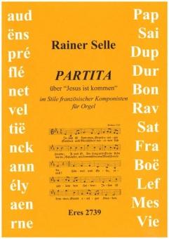 """Partita upon """"Jesu ist kommen"""" (organ)"""
