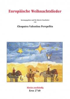 Europäische Weihnachtslieder (Klavier)