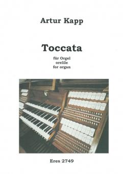 Toccata (organ)