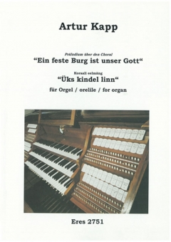 Ein feste Burg ist unser Gott (Orgel)