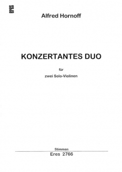 Konzertantes Duo (2 Violinen)