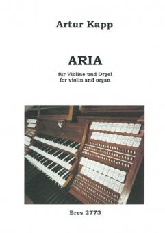 Aria (Violine und Orgel)