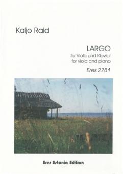 Largo (Viola und Klavier)
