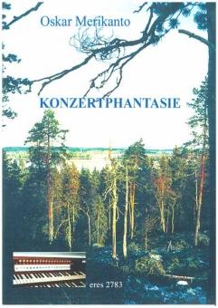 Konzertphantasie (Orgel)