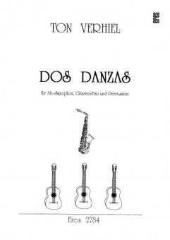 Dos Danzas (Saxophon und Gitarren-Trio)