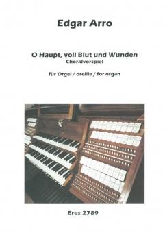 O Haupt, voll Blut und Wunden (organ)