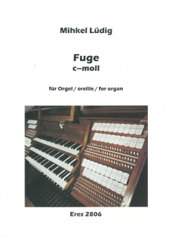 Fugue c-minor (organ)