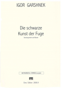 Die schwarze Kunst der Fuge (parts)