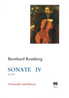 Sonate IV (op.38.1)