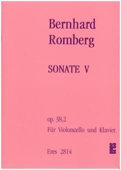 Sonate V (op.38.2)