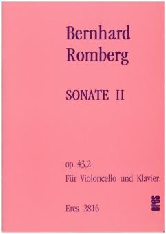 Sonate II (op.43.2)