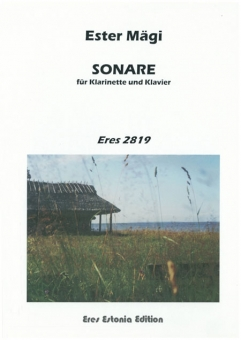 Sonare (Bb-clarinet and piano)