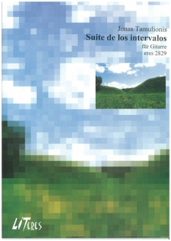 Suite de los intervalos (guitar)
