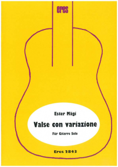 Valse con variazione (guitar-DOWNLOAD)