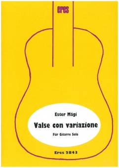 Valse con variazione (guitar)