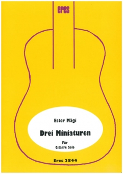 Three Miniatures (guitar)