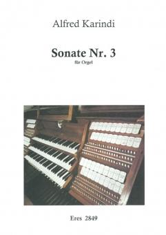 Sonata for organ No. 3