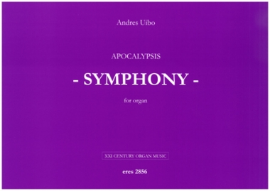 Apocalypsis Symphony for organ